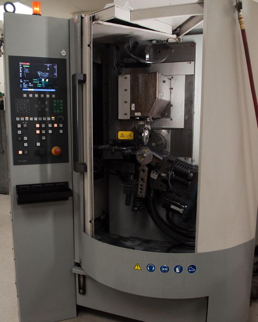 CNC Saw Sharpener